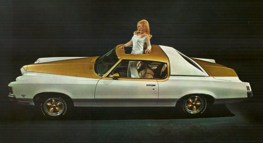 1971 Pontiac SSJ