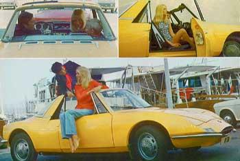 1971 simca matra-m530