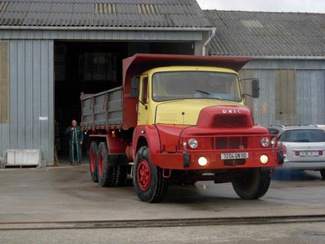 1971 UNIC 2764 V8, 270 cv 6x4
