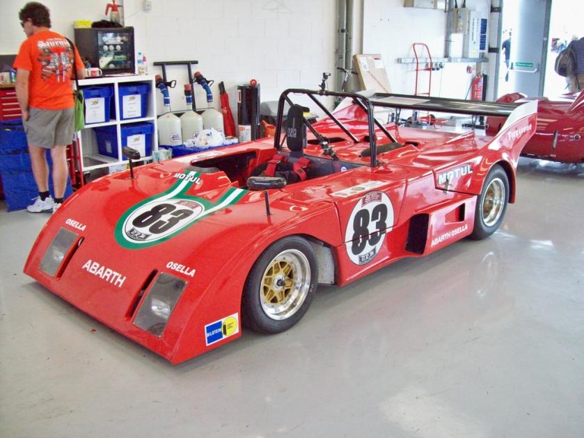 1972 Abart Osella PA2 2991cc