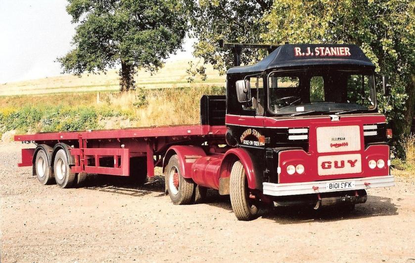 1972 Guy Big J4T a