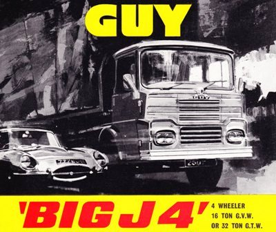 1972 Guy Big Jaguar