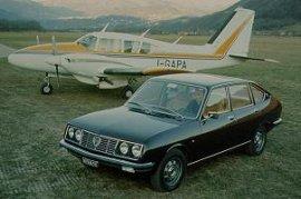 1972 Lancia Beta Berlina