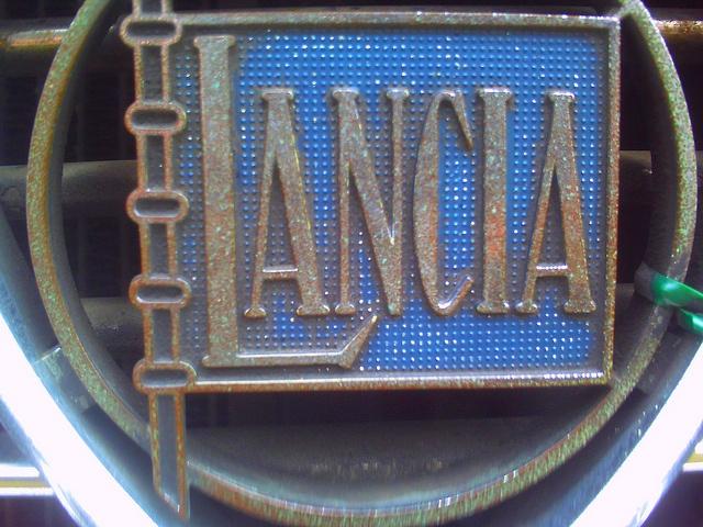 1972 Lancia Fulvia Logo