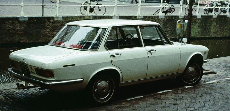 1972 Mazda 1800 a