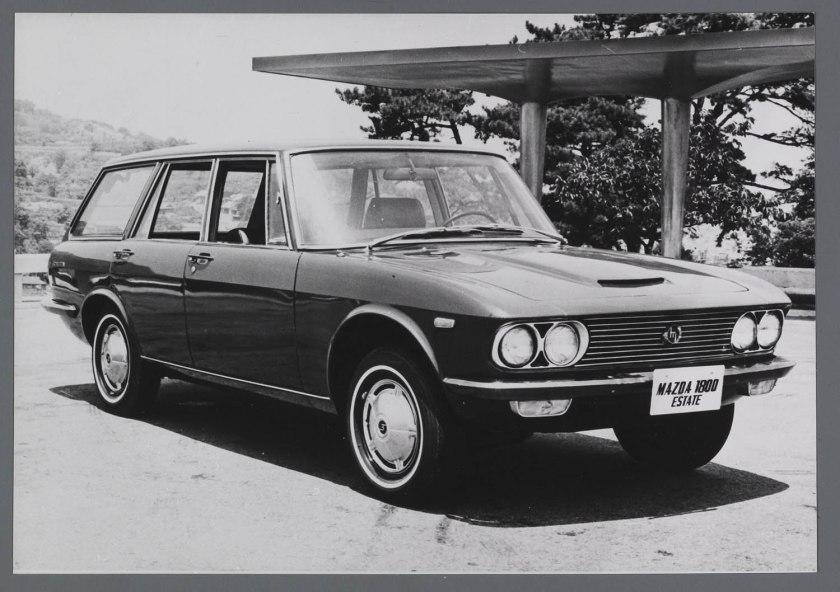 1972 Mazda 1800 Estate