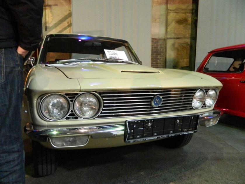 1972 Mazda 1800 front