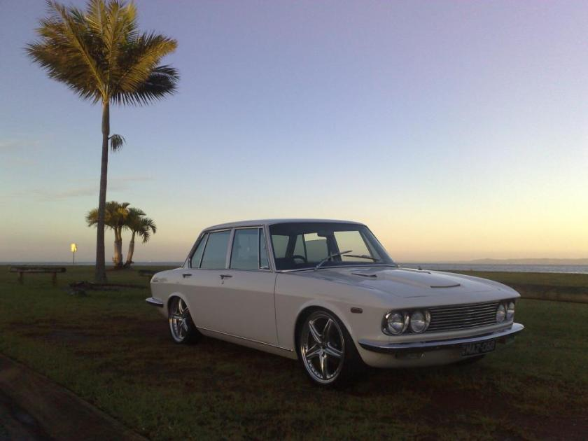 1972 Mazda 1800 Grand Luce