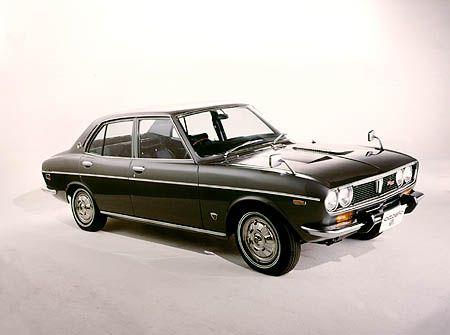 1972 Mazda 616 1972