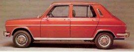 1972 Simca 1100 5-door