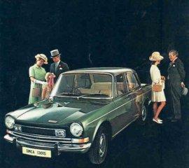 1972 Simca 1301 Sa