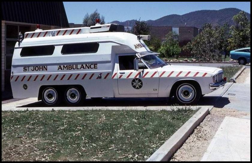 1973-78 HX Holden Em-Care Fleet 121
