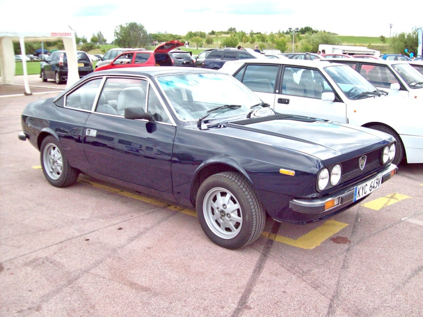 1973-84 Lancia Beta Coupe Engine 1995cc S4 KYC