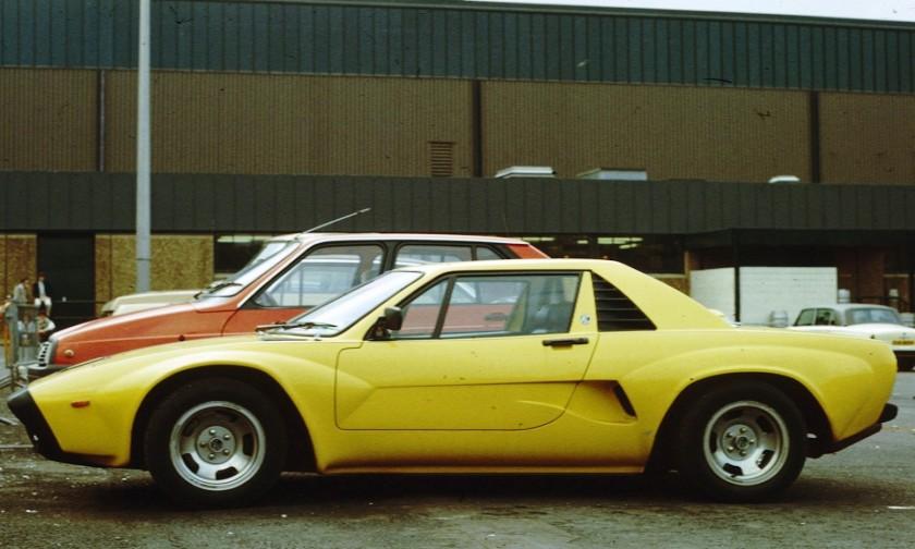 1973 AC ME3000 UK