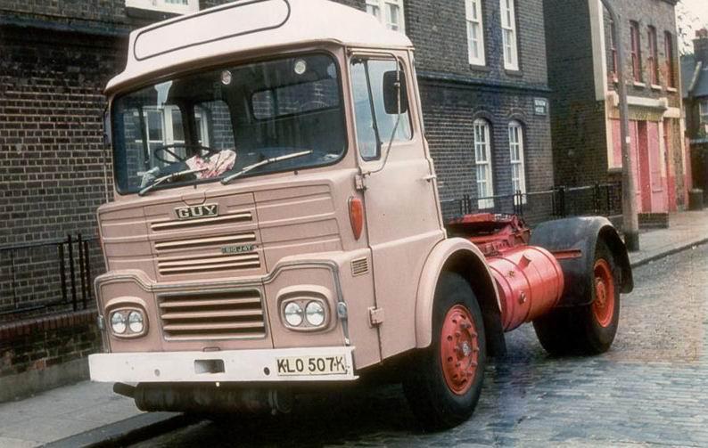 1973 Guy Big J 4T