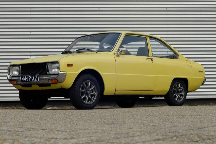 1973 Mazda 1300 coupe