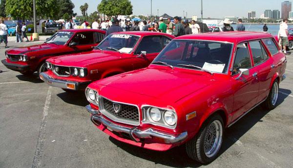 1973 Mazda RX-3 wagon