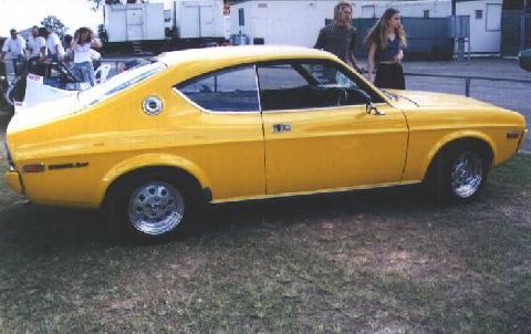 1973 Mazda RX4