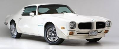 1973 Pontiac Trans Am Super Duty 455