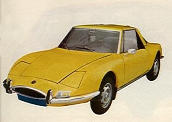 1973 simca matra 530lx