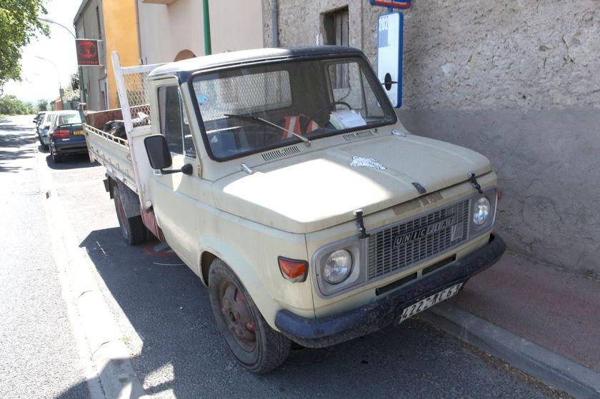 1973 Unic-Fiat 616