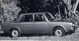 1974 Lancia 2000 Berlina