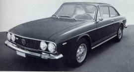 1974 Lancia 2000 Coupe HF