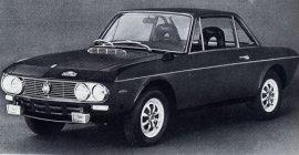 1974 Lancia Fulvia Coupe S Mont Carlo