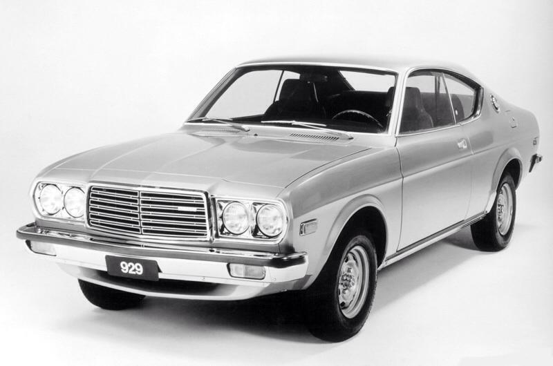 1974 mazda 929a