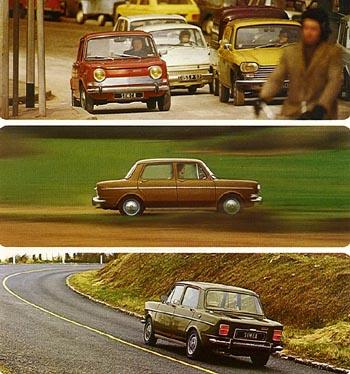 1974 simca 1000