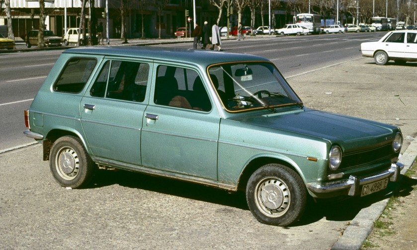 1974 Simca 1100 Estate Como