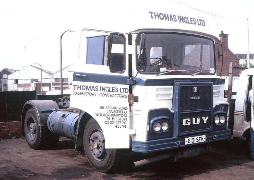 1975 Guy Big J4T - B101 SFK