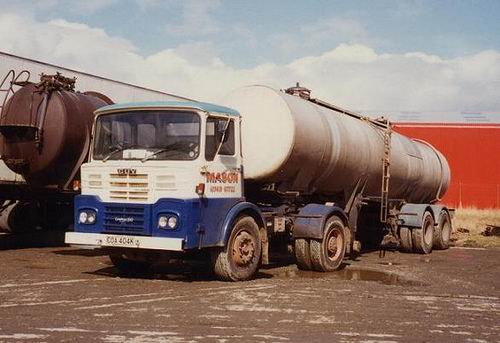 1975 Mason's GUY Big J4T, COA 404K