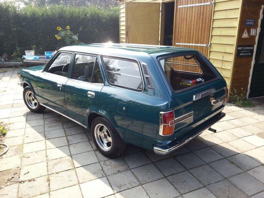 1975 Mazda 818 estate