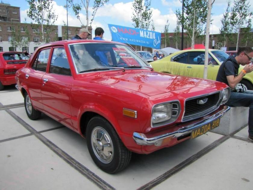 1975 Mazda 818 r