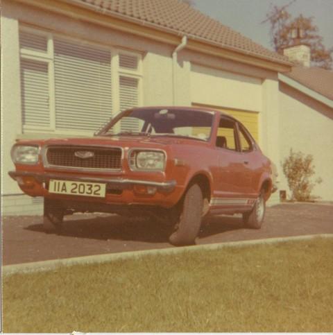 1975 Mazda 818