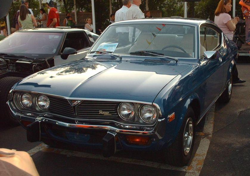 1975 Mazda RX-4 coupé (LA2)