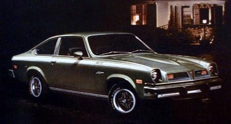 1975 Pontiac Astre
