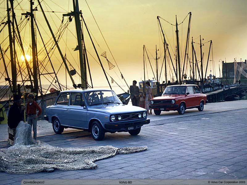1975 Volvo 66 1