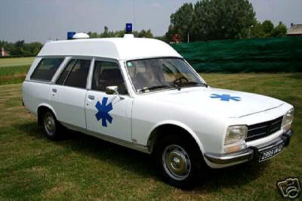 1976 AA Peugeot 504 Ambulance-3