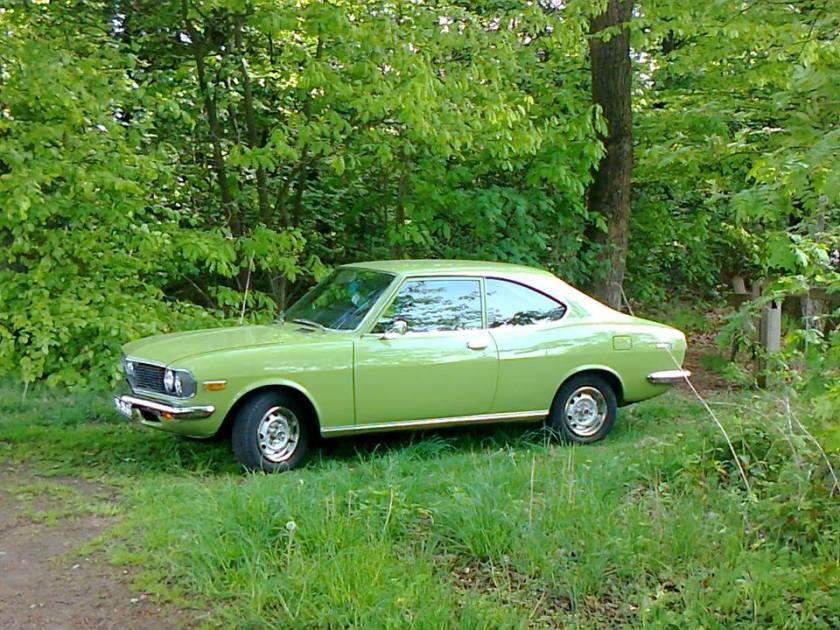 1976 Mazda 616 coupe