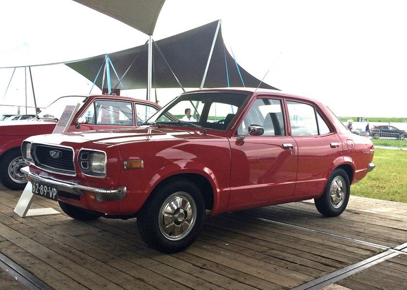 1976 Mazda 818 uit 1976