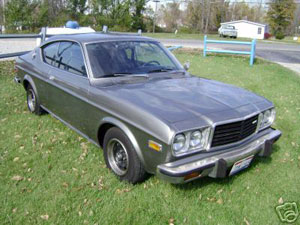 1976 Mazda RX-4 Coupe