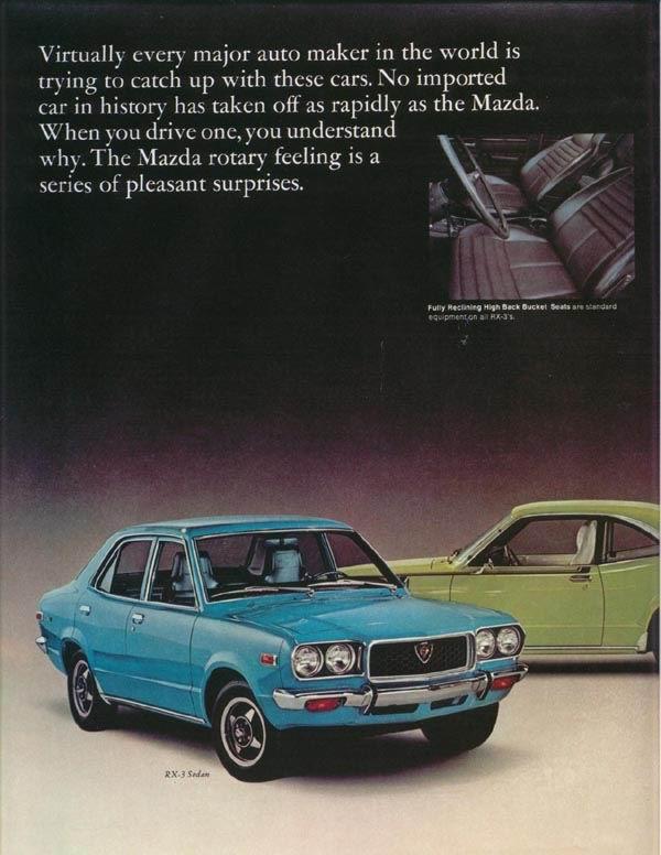 1976 Mazda rx33