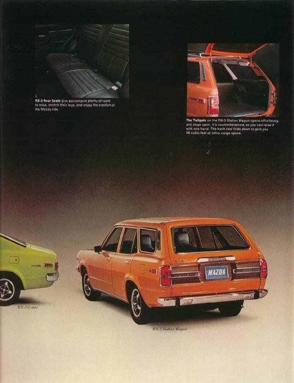 1976 Mazda RX34