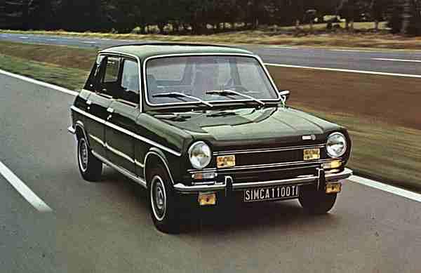 1976 simca 1100ti