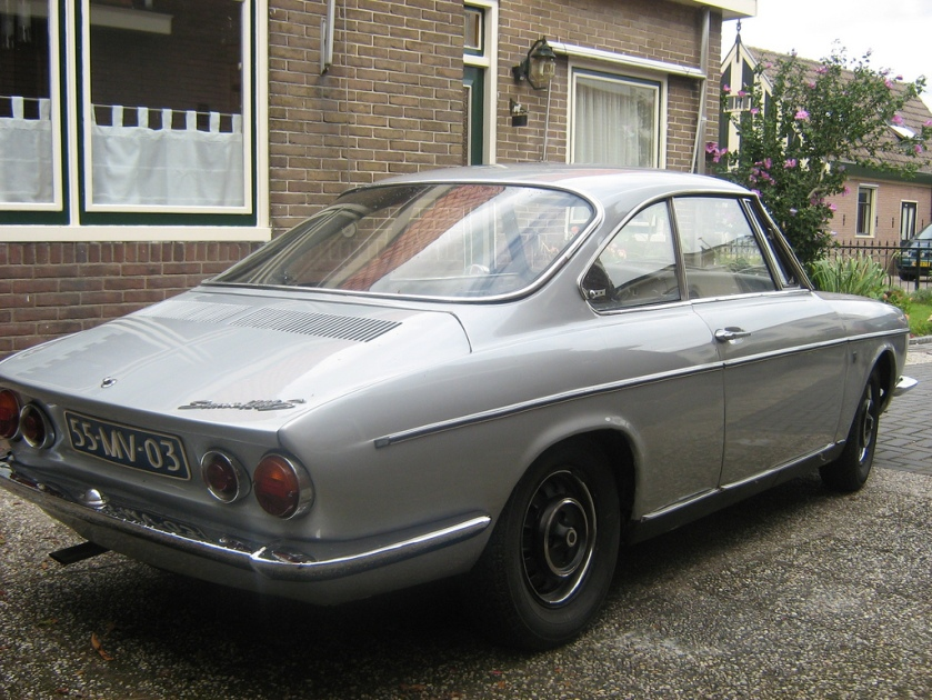 1976 SIMCA 1200 S Coupé 55-MV-03