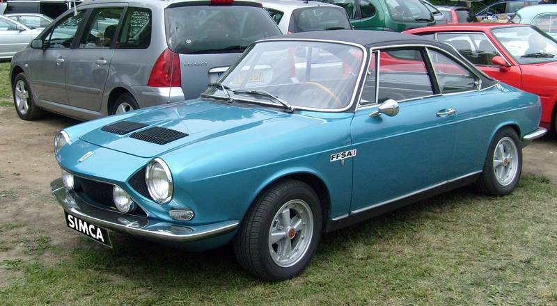 1976 Simca 1200 S FFSA1