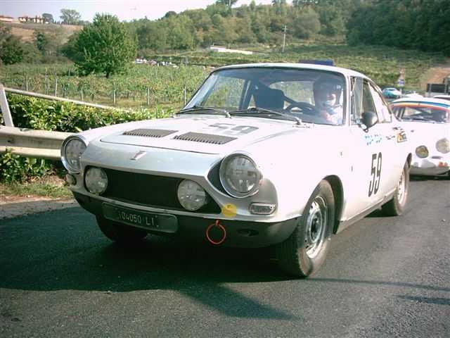 1976 Simca 1200S Bartali Simone