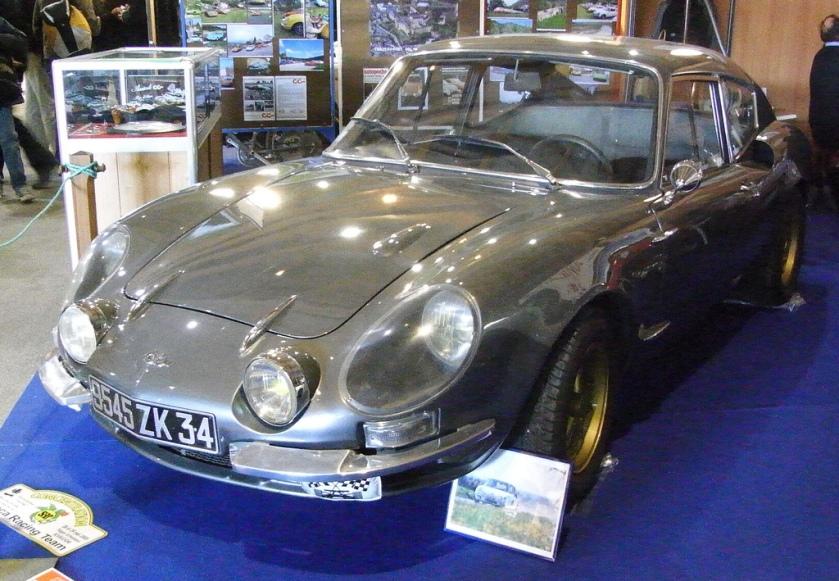 1976 Simca CG